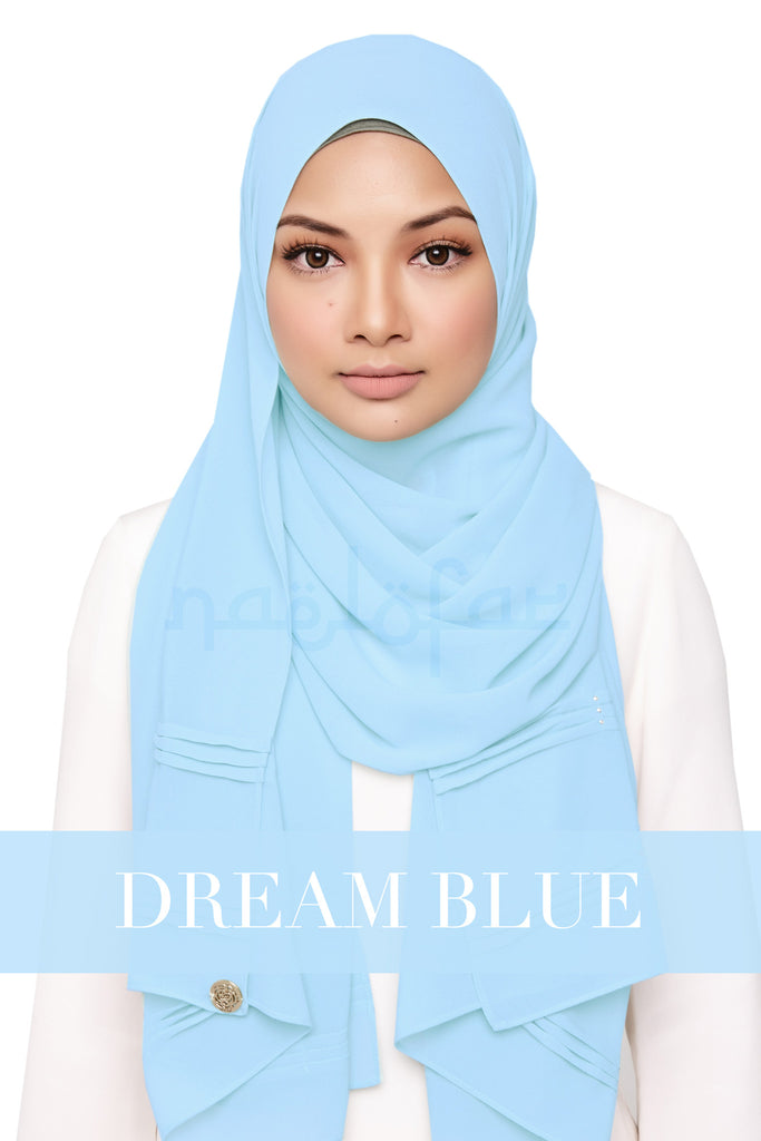 ZEHRA - DREAM BLUE