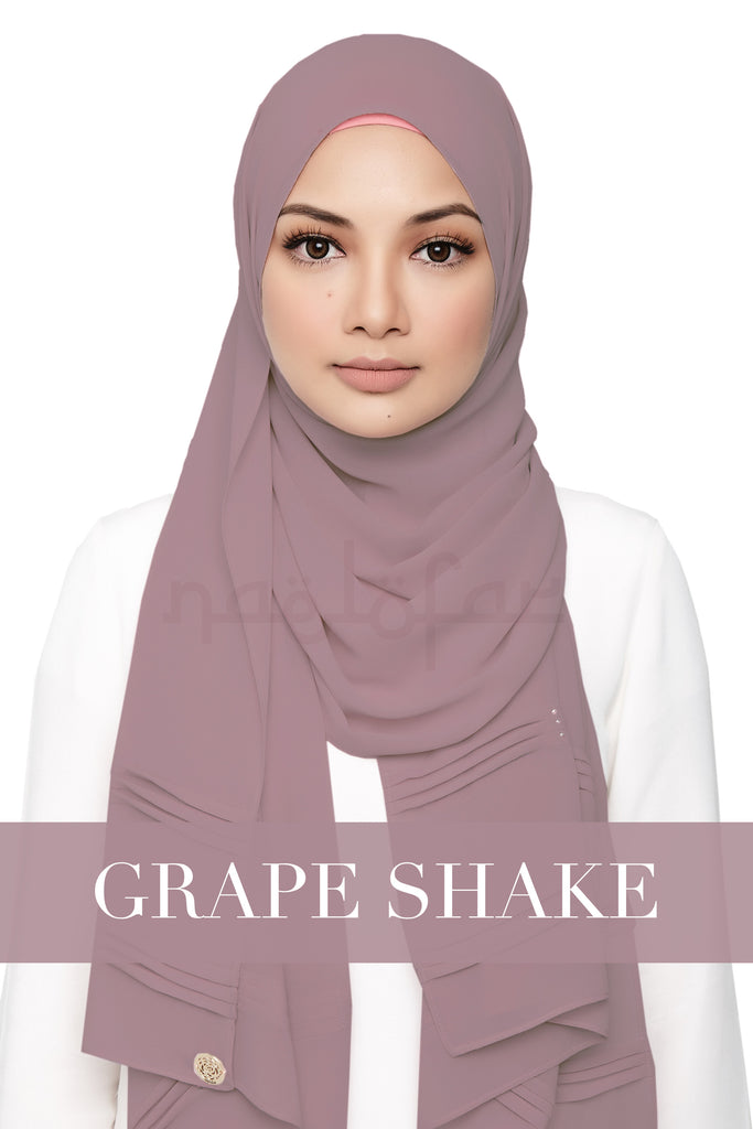 ZEHRA - GRAPE SHAKE