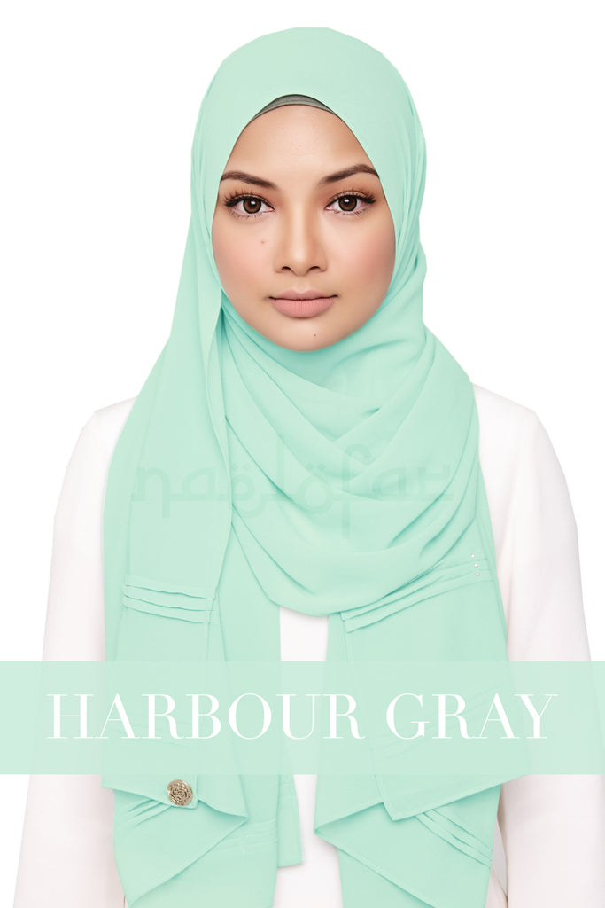 ZEHRA - HARBOUR GRAY