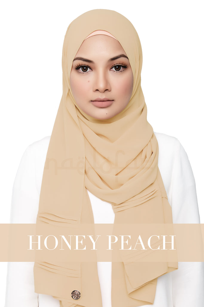 ZEHRA - HONEY PEACH
