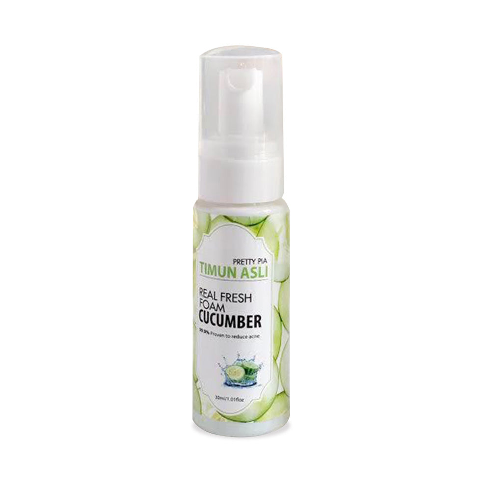 CLEANSER FOAM TIMUN ASLI (30 ML)