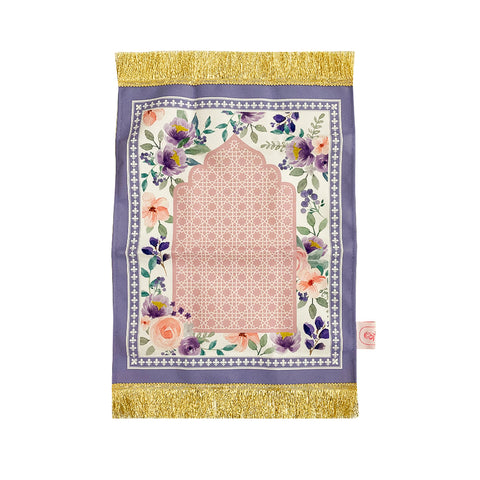SAJADA BY SARA - PURPLE LILAC (SMALL)