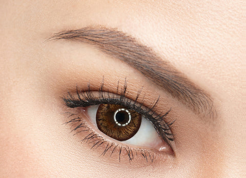 LOFA LENS - SMOKEY BROWN