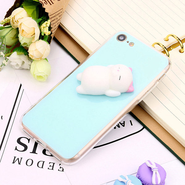 Aki's Squishy Cat Phone Case