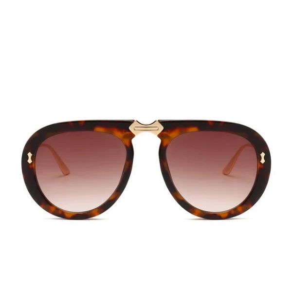 Leopard Brown aviator sunglasses, aviators, aviator glasses, women's aviator sunglasses for women