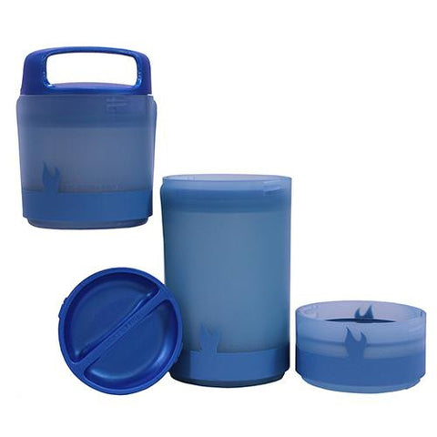 Add-A-Twist - Container and Lid Set, Blue - S-AAT-BLUE
