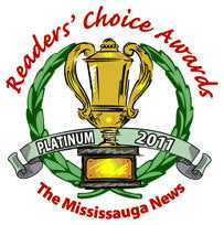 2011 readers choice awards platinum badge