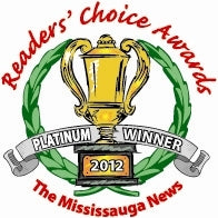 2012 readers choice awards platinum badge