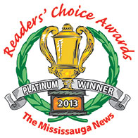 2013 readers choice awards platinum badge