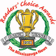 2014 readers choice awards platinum badge