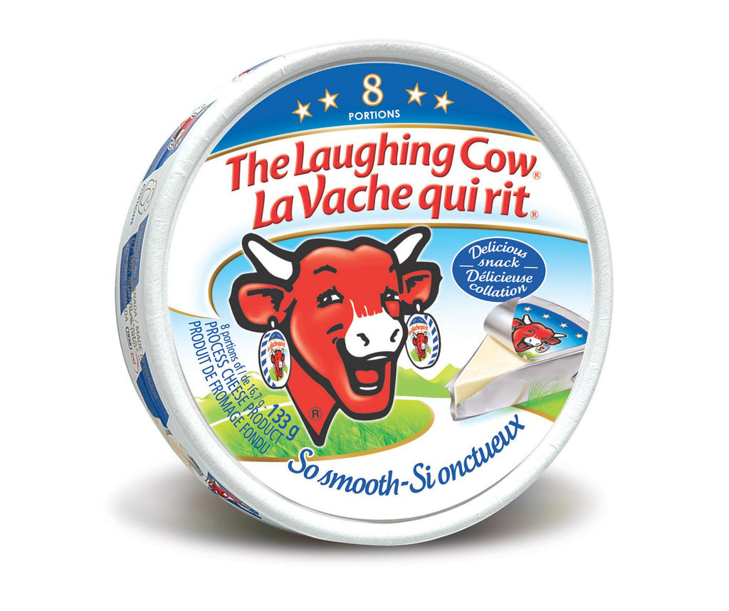 The Laughing Cow Smooth 8 Portion