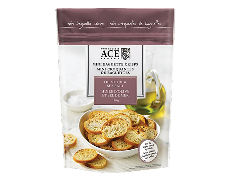 ACE Olive Oil & Sea Salt Crisps