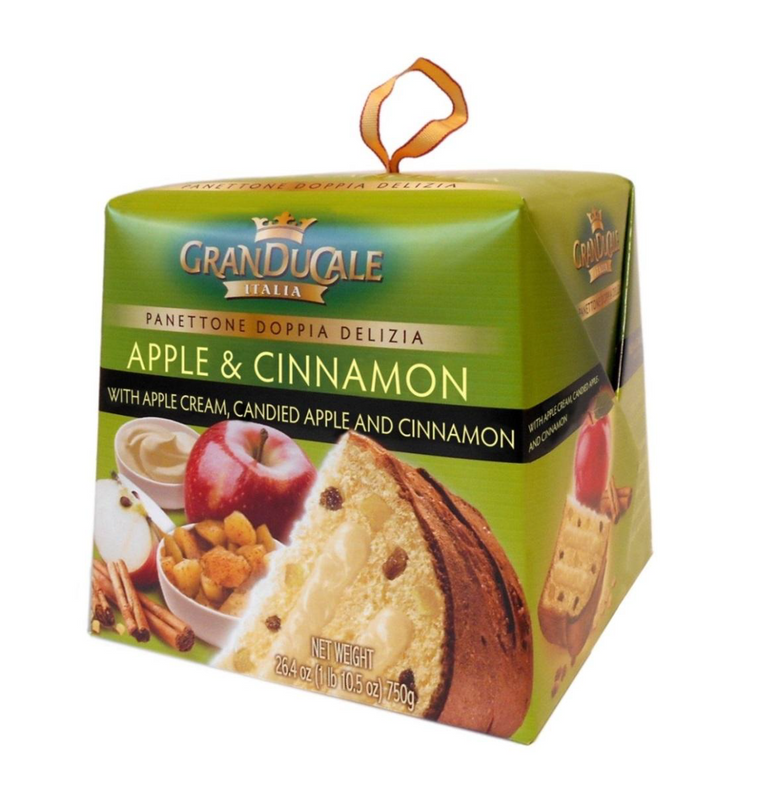 Apple & Cinnamon Panettone