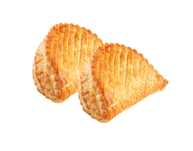 Apple Turnover (2 Pieces)