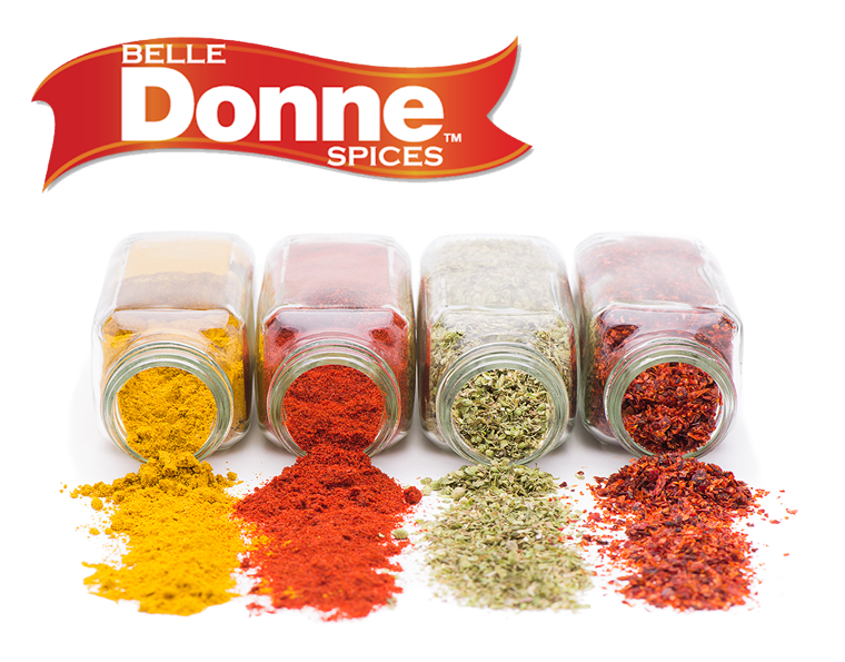 Belle Donne Spices & Herbs