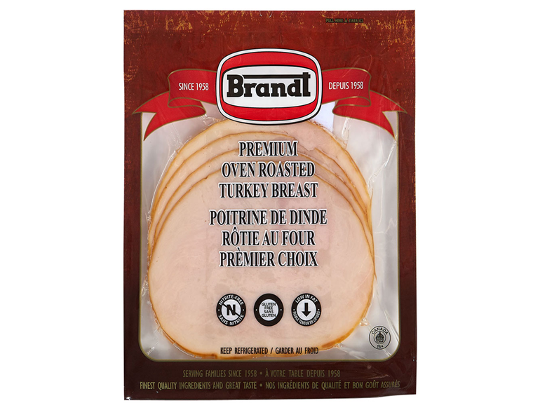 Brandt Oven Roasted Turkey