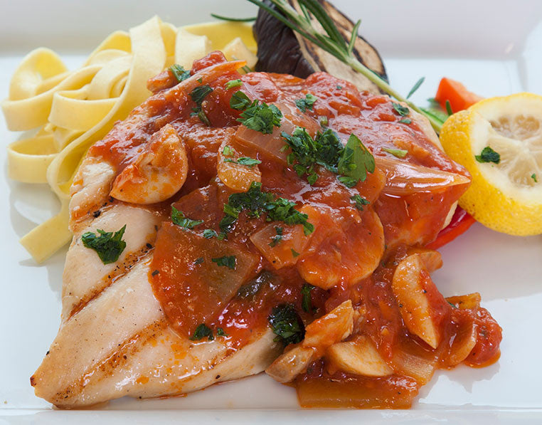 Chicken Breast Cacciatore