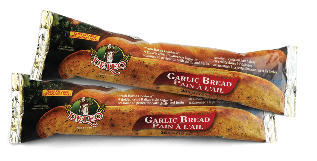 Deleo Garlic Bread