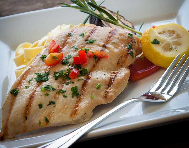 Grilled Chicken Breast - Gluten Free