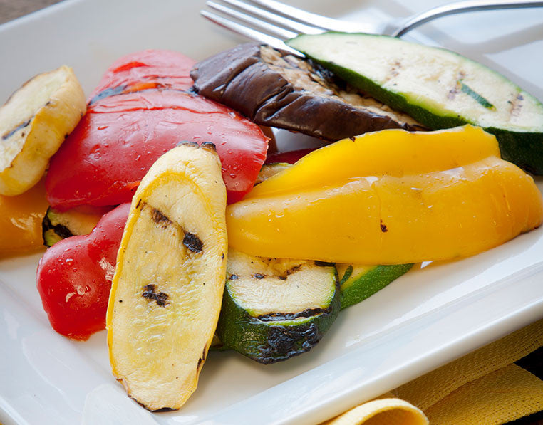 Grilled Vegetables (Zucchini/Eggplant/Peppers)