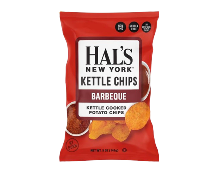 Hals' NY Barbeque Kettle Chips