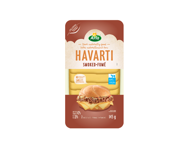 Arla Havarti Smoked Cheese