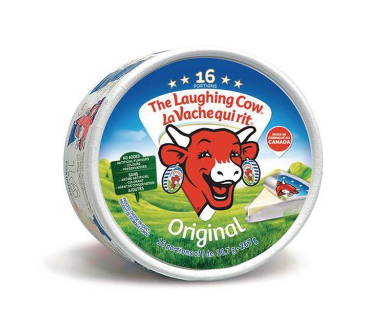 The Laughing Cow 16 Portion
