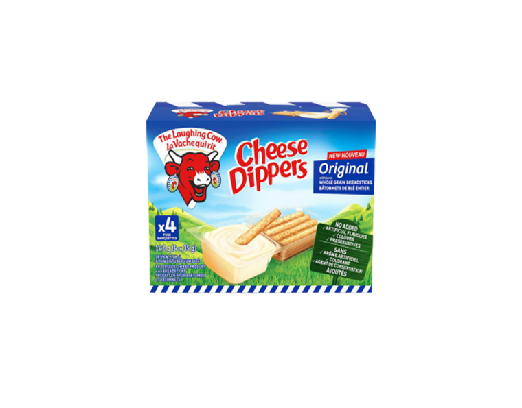 The Laughing Cow Cheese Dippers