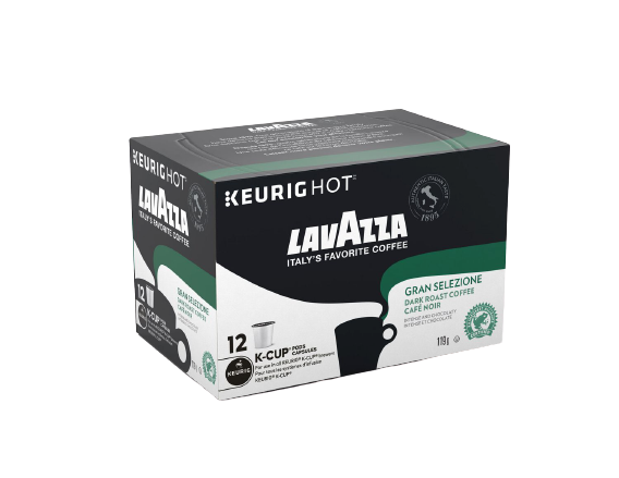 Lavazza K-Cups Dark Roast