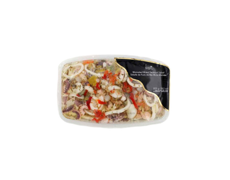 Sardo Marinated Seafood Salad