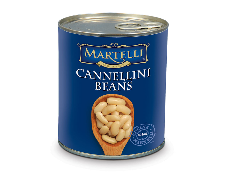 Martelli Cannellini Beans