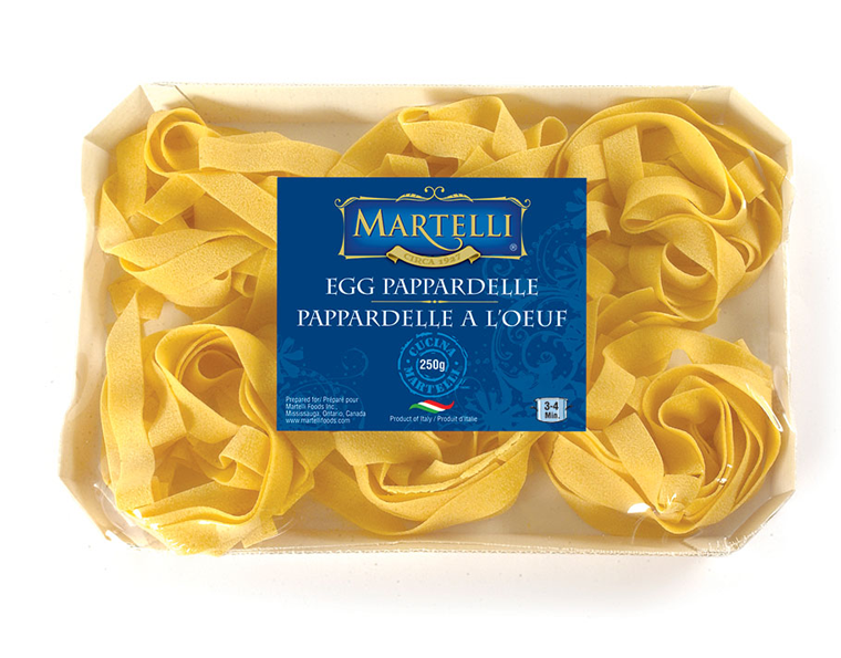 Martelli Egg Pappardelle