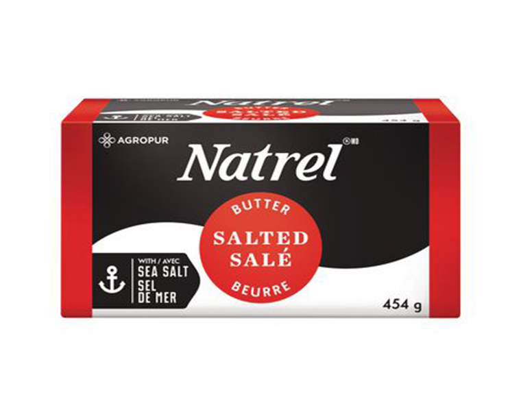 Natrel Butter Salted