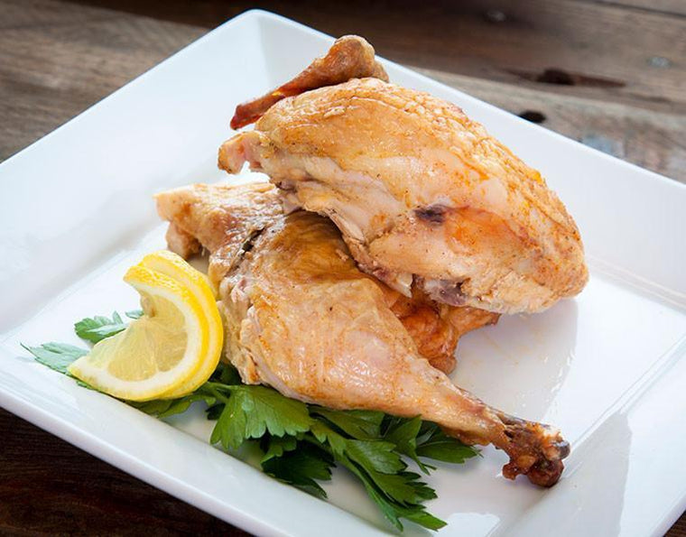 Roasted Chicken (2 pieces)