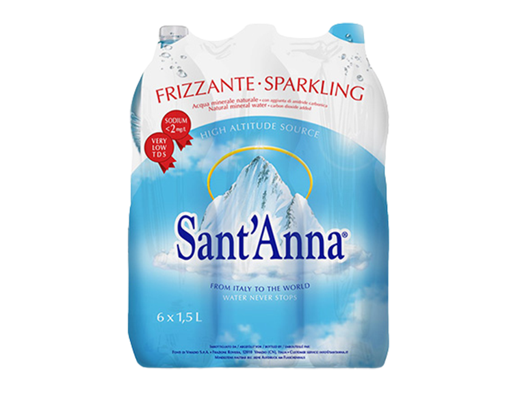 Sant'Anna Sparkling Water
