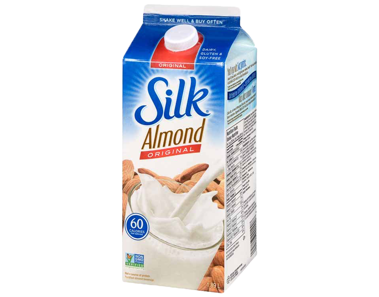 Silk Almond Milk Original