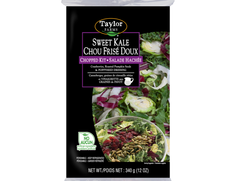 Taylor Farms Sweet Kale