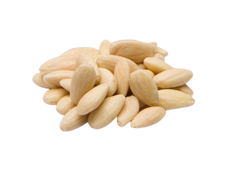 500 gr Whole Blanched Almonds