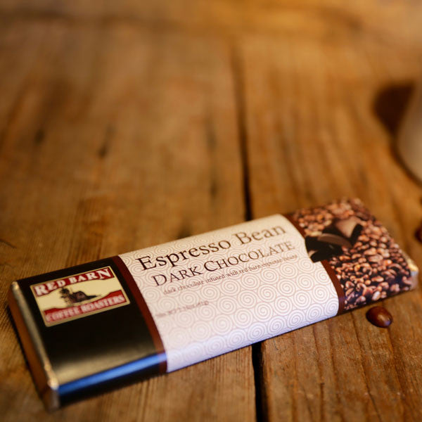 Red Barn Espresso Dark Chocolate Bar