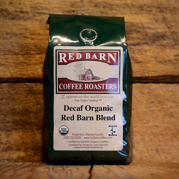 Decaf Organic Red Barn Blend