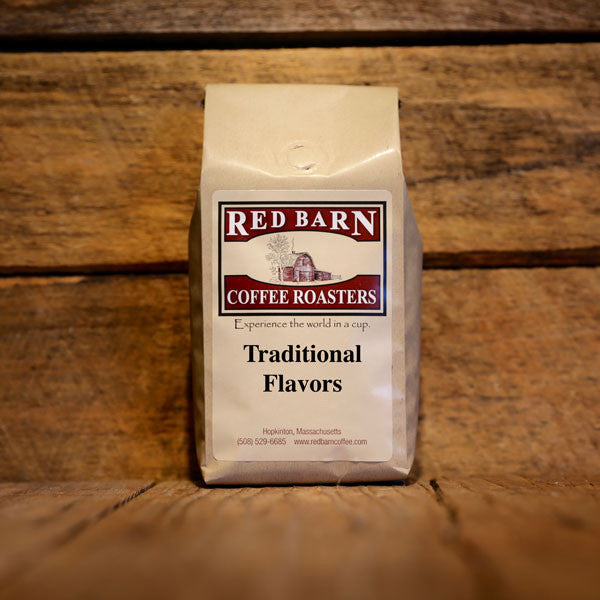 Traditional Flavored Coffees