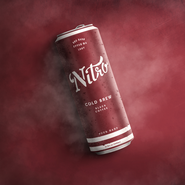Nitro Cold Brew Can