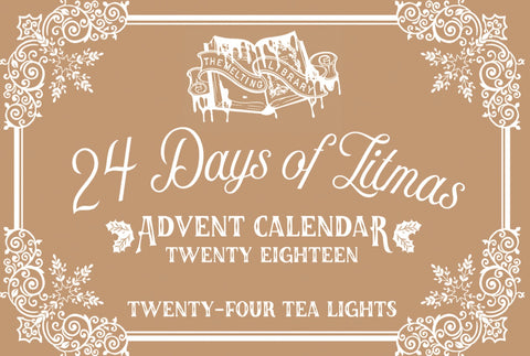 24 Days of Litmas Advent Calendar Box