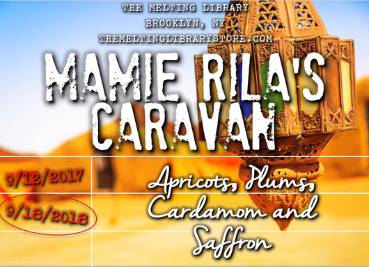 Mamie Rila's Caravan - An Ember in the Ashes Inspired Candle