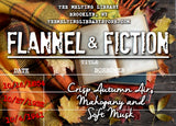 Flannel and Fiction