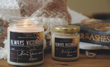 Always Victorious - An Ember in The Ashes Inspired Candle