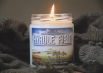 Hyrule Field - Legend of Zelda Inspired Candle