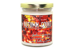 The Autumn Court - A Court of Thorns and Roses Inspired Candle