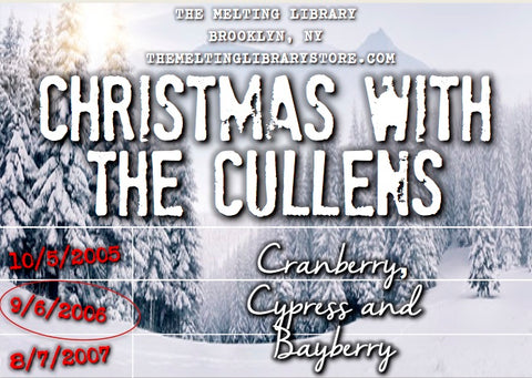 Christmas with the Cullens
