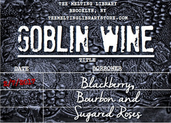 Goblin Wine - Wintersong Inspired Candle